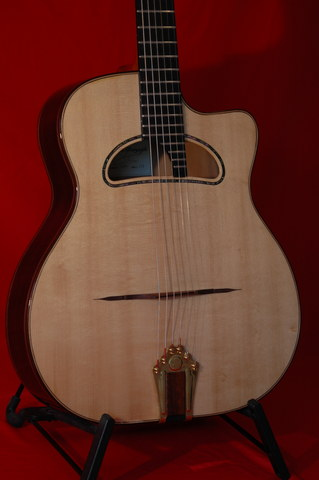 European spruce top, very old