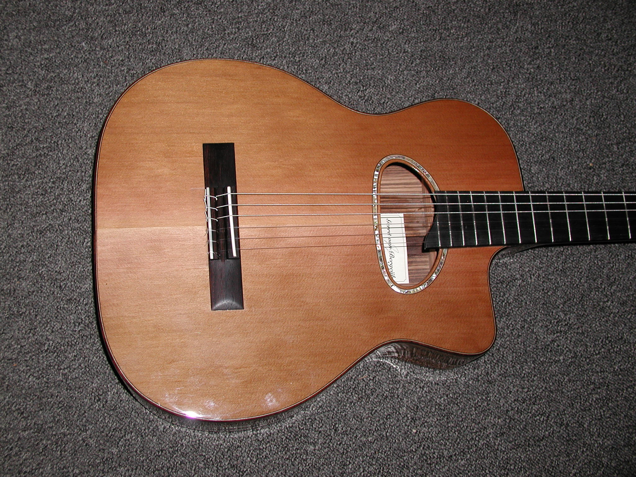 Nylon string  Gipsy guitar