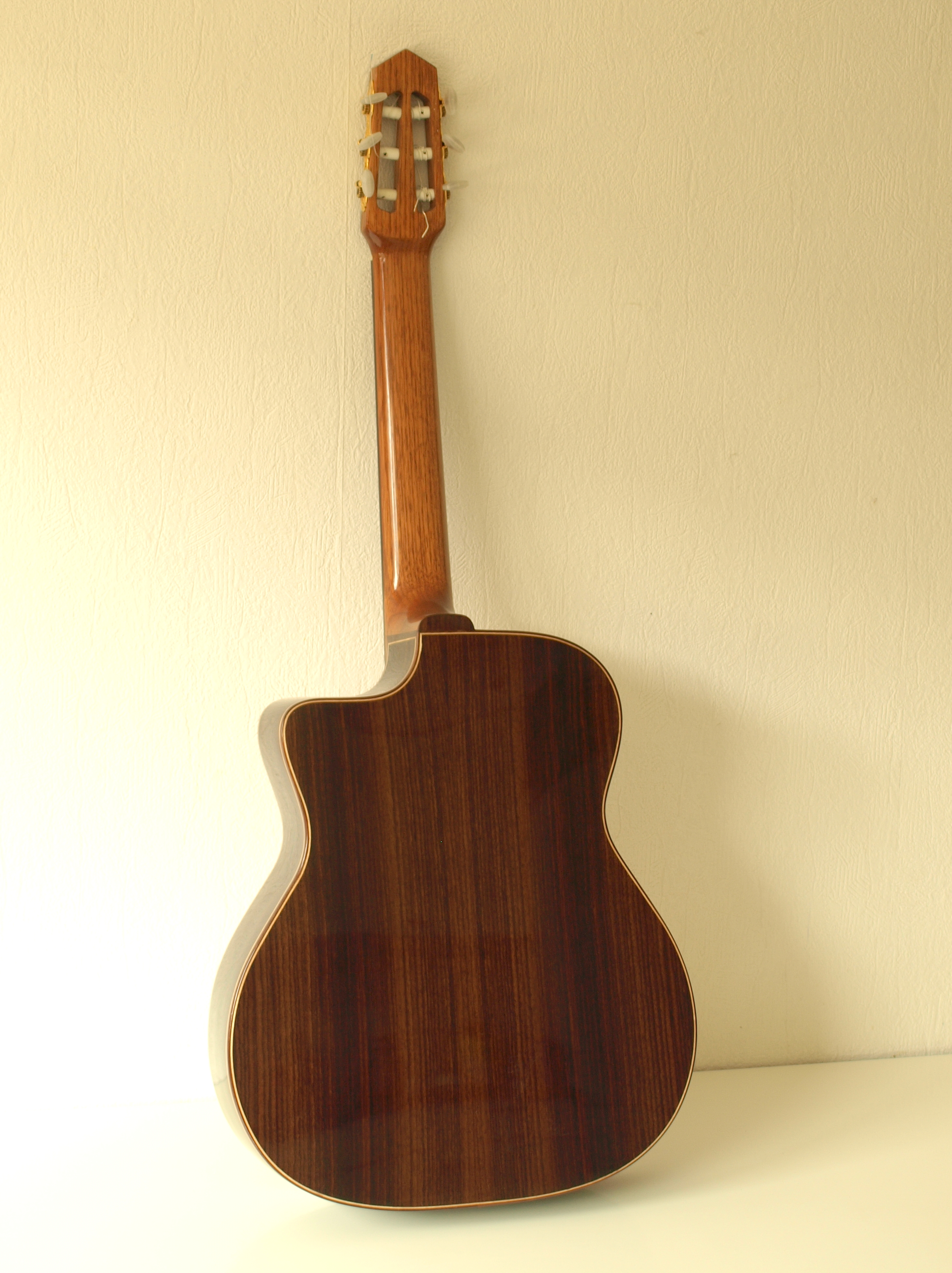 Back and sides Indian Rosewood